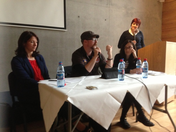 blogging panel