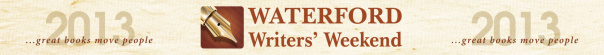 Waterford Writers' Weekend