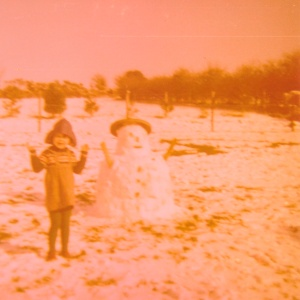 orla in snow 1977
